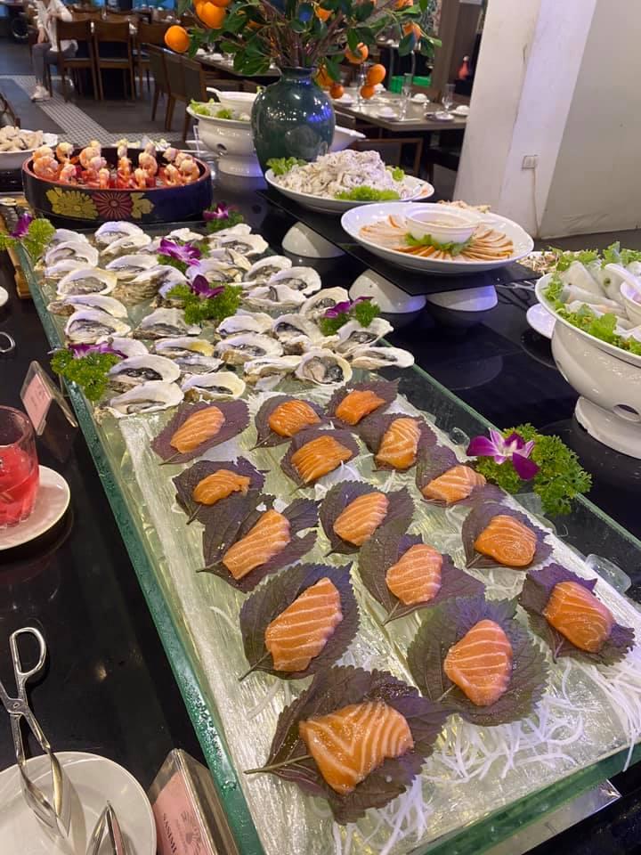 Top 9 địa chỉ ăn buffet ngon, chất lượng nhất tại Thái Nguyên