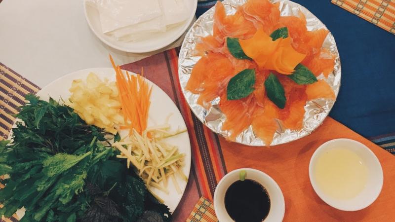Nhà hàng Cá Hồi Sapa Thái Bạc