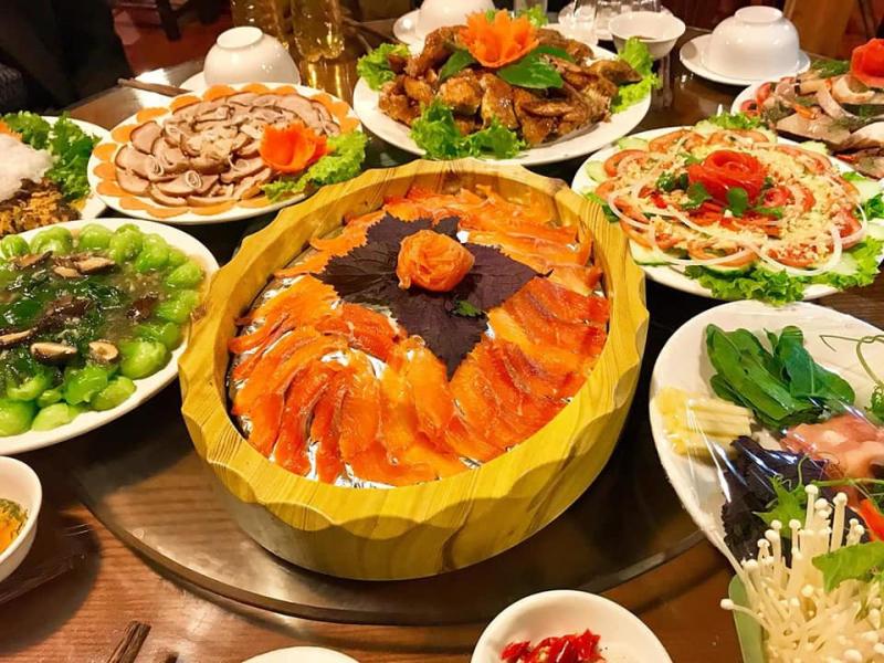 Top 10 Nhà hàng cá hồi ngon, chất lượng nhất tại Sapa