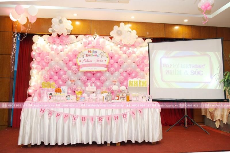 Dịch vụ tổ chức tiệc sinh nhật