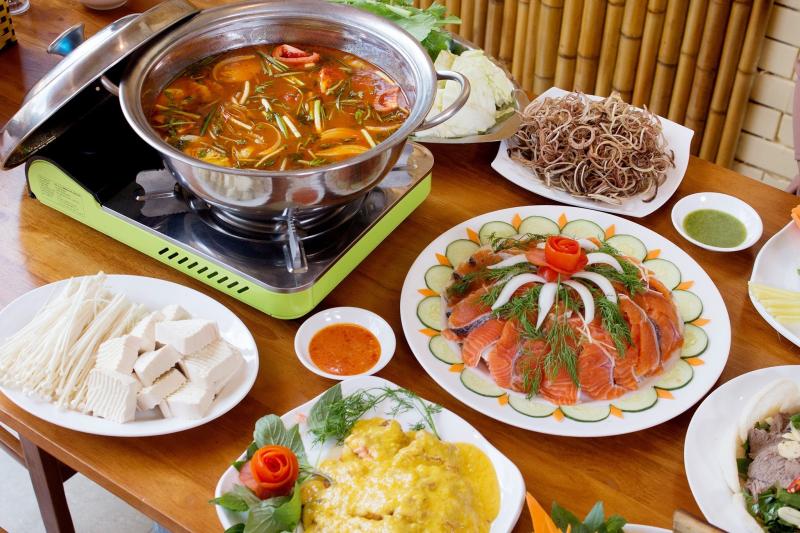 Nhà hàng Hải Lâm Sa Pa
