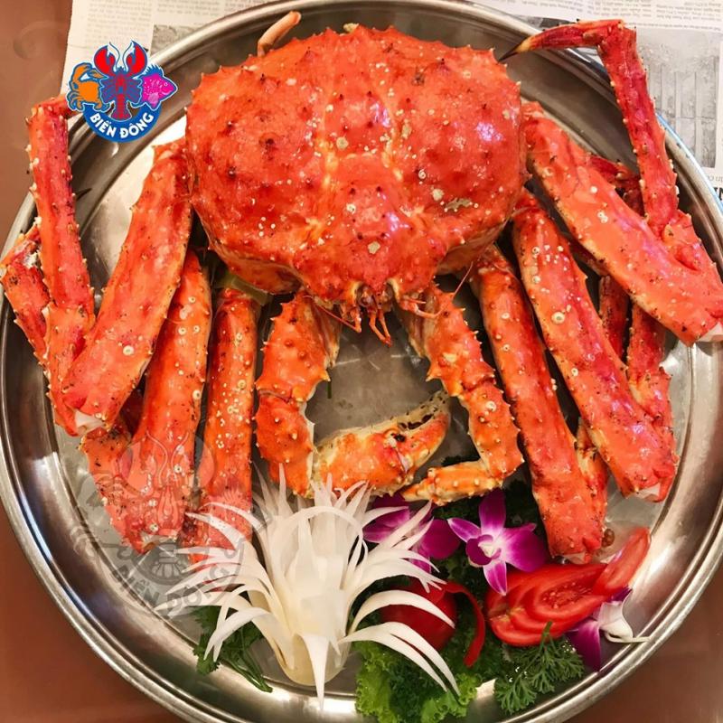 Đây là địa chỉ ăn hải sản chất lượng tại Times City nơi hải sản luôn đảm bảo tươi sống và rất ngon