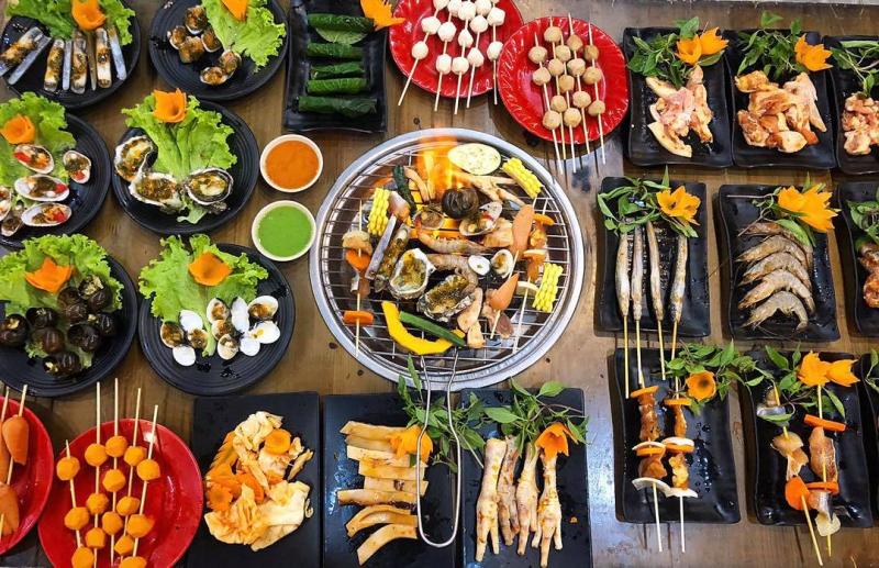 Hun Khói BBQ sẽ là lựa chọn ưu tiên hàng đầu của những thực khách mong muốn thưởng thức Buffet cao cấp.