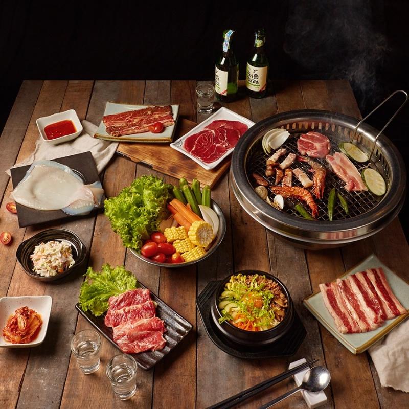 Top 7 Quán BBQ ngon nhất tại quận Hai Bà Trưng, Hà Nội