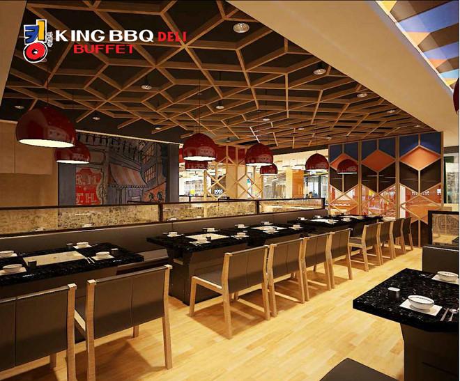 Nhà hàng King BBQ Buffet – Times City