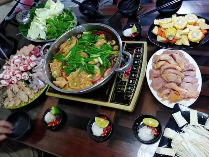 Nhà hàng Lẩu Ếch 68