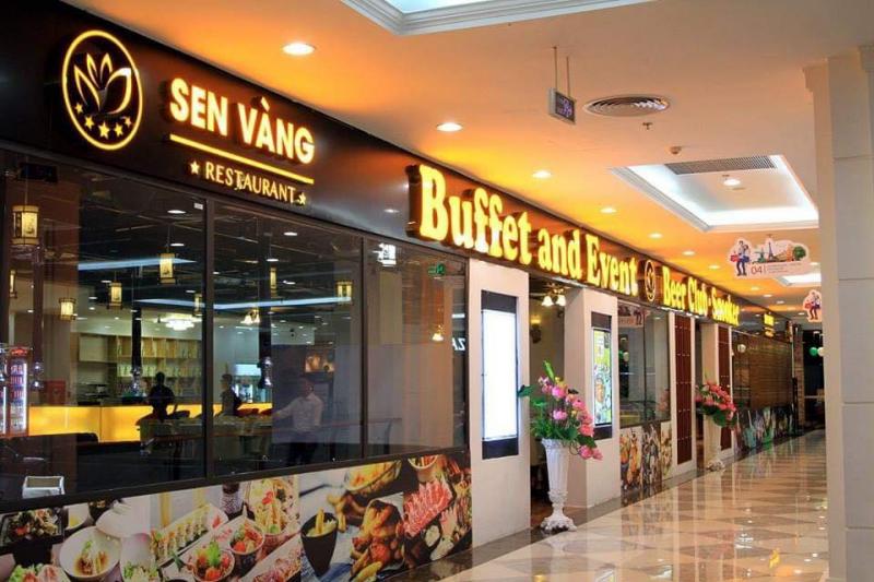 Nhà hàng Sen Vàng