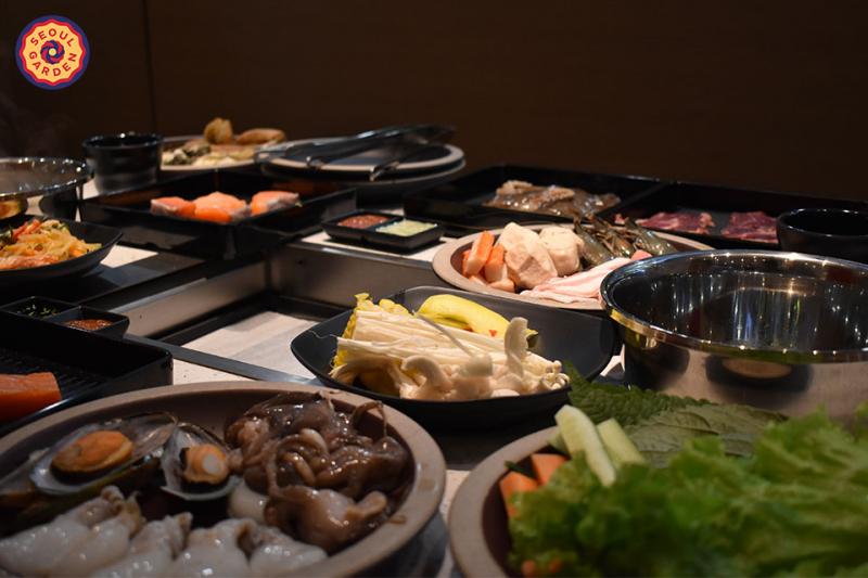 Nhà hàng Seoul Garden – Vincom Bà Triệu
