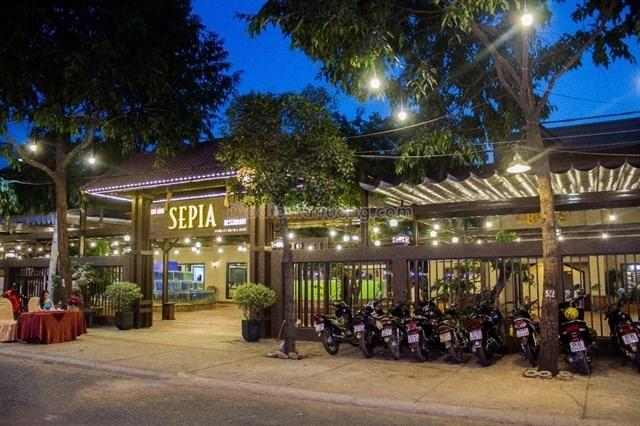 Nhà hàng Sepia
