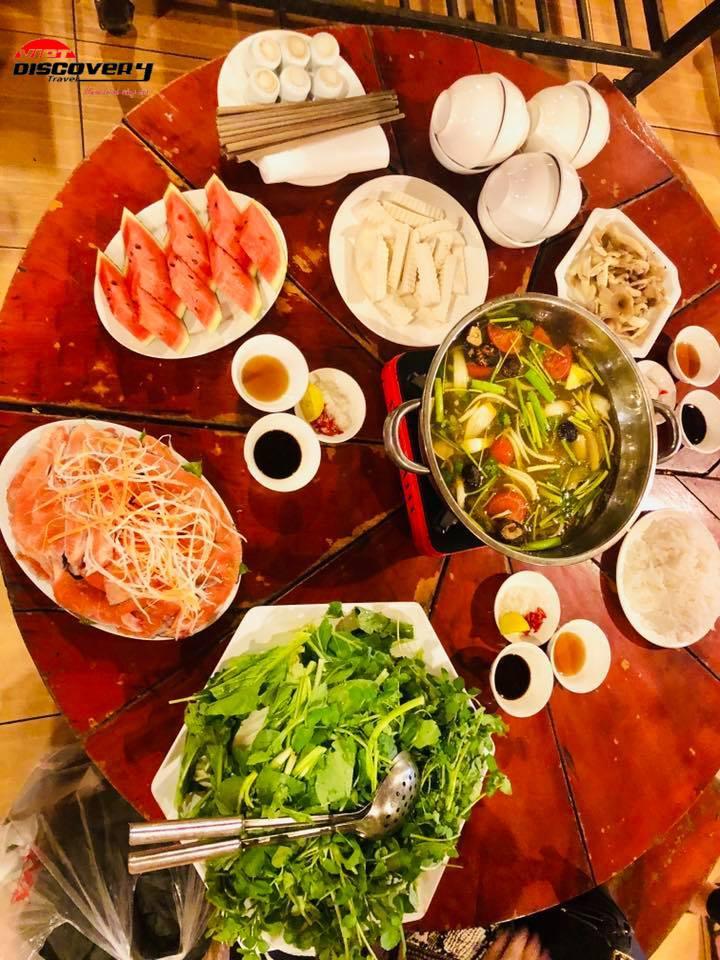 Nhà hàng Thắng Cố A Quỳnh