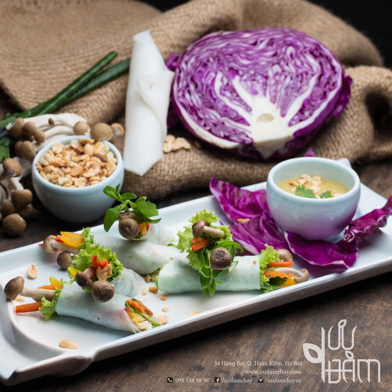 Top 11 Quán ăn chay ngon nhất tại Hà Nội