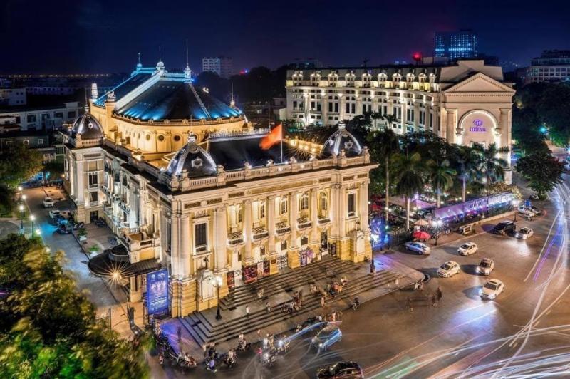 Nhà hát lớn Hà Nội - tự hào thủ đô nghìn năm văn hiến