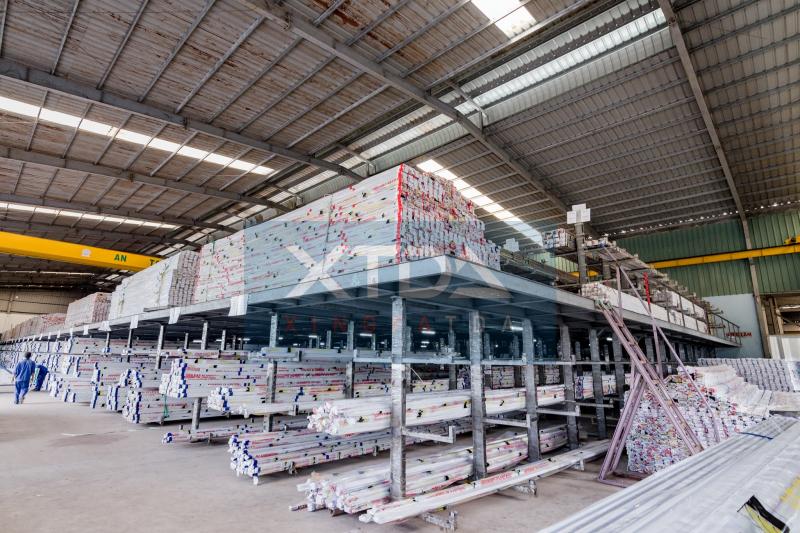 Nhà máy nhôm định hình Tiến Đạt