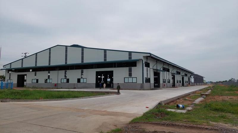 Nhà máy sản xuất nhôm Việt Pháp