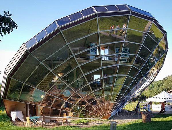 Nhà năng lượng Mặt Trời Heliodome (Pháp)