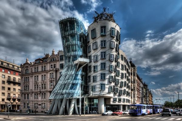 Nhà nhảy múa (Praha, Czech)