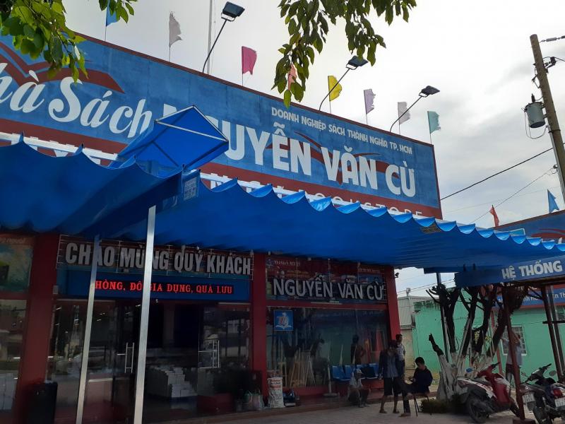 Nhà sách Nguyễn Văn Cừ - Siêu thị Thành Nghĩa
