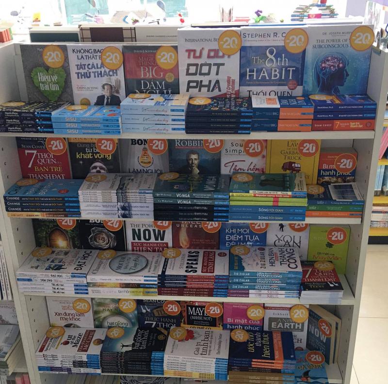Top 5 Nhà sách lớn nhất tỉnh Kon Tum
