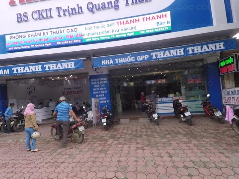 Nhà thuốc Thanh Thanh