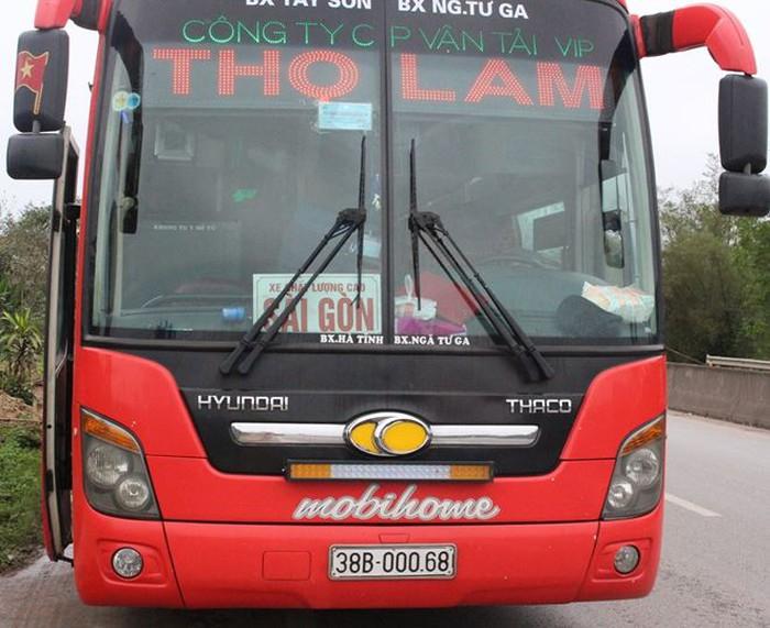 Nhà xe Thọ Lam
