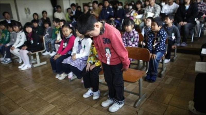 Giáo dục Nhật Bản rất coi trọng đến việc dạy các kĩ năng cho học sinh từ khi còn nhỏ