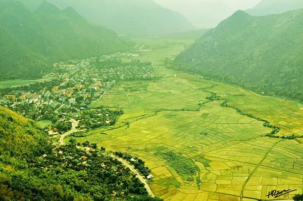 Thung lũng Mai Châu lặng tình Tây Bắc