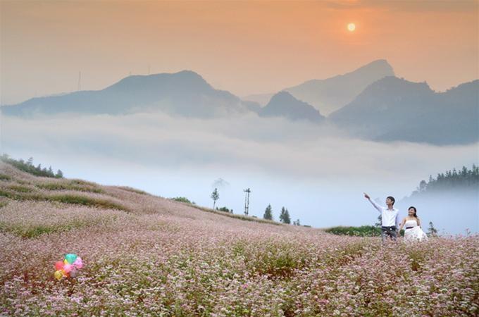 Top 11 Địa diểm chụp ảnh cưới đẹp và lãng mạn nhất tỉnh Hà Giang