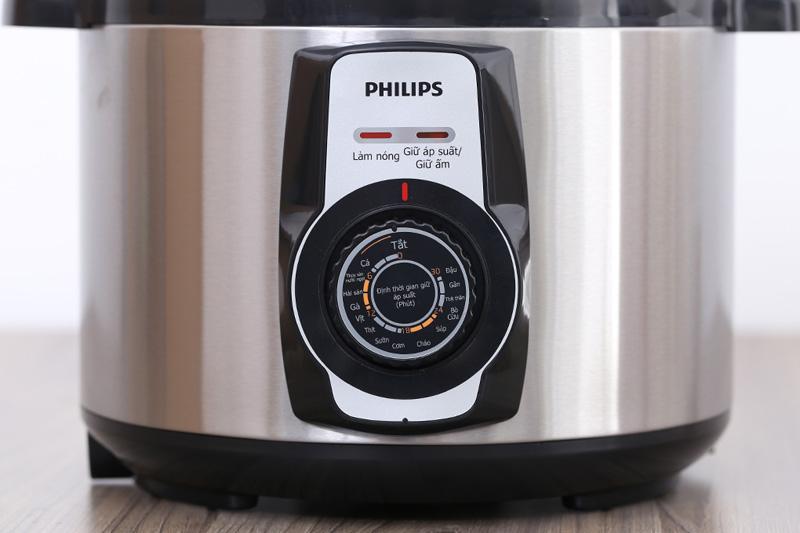 Nồi áp suất điện Philips HD2103/66