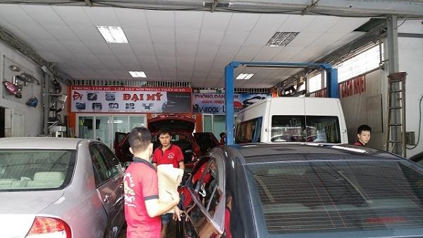 Top 6 Dịch vụ giặt ghế xe hơi uy tín nhất Đà Nẵng