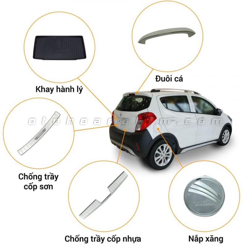 Top 7 Cửa hàng phụ tùng ô tô uy tín và chất lượng nhất TP. Vinh, Nghệ An