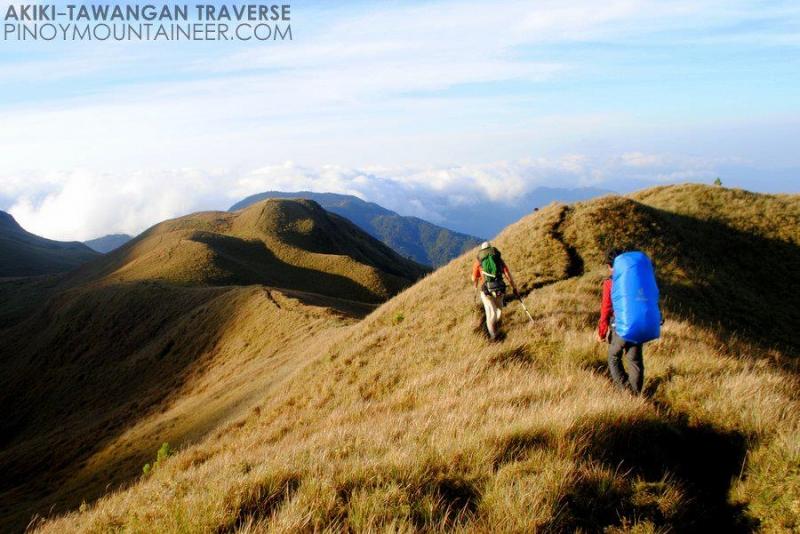 Ngọn núi Pulag  - địa điểm du lịch nổi tiếng ở Philippines