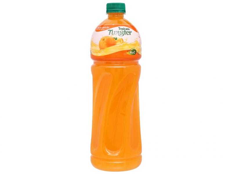 Nước cam ép Twister