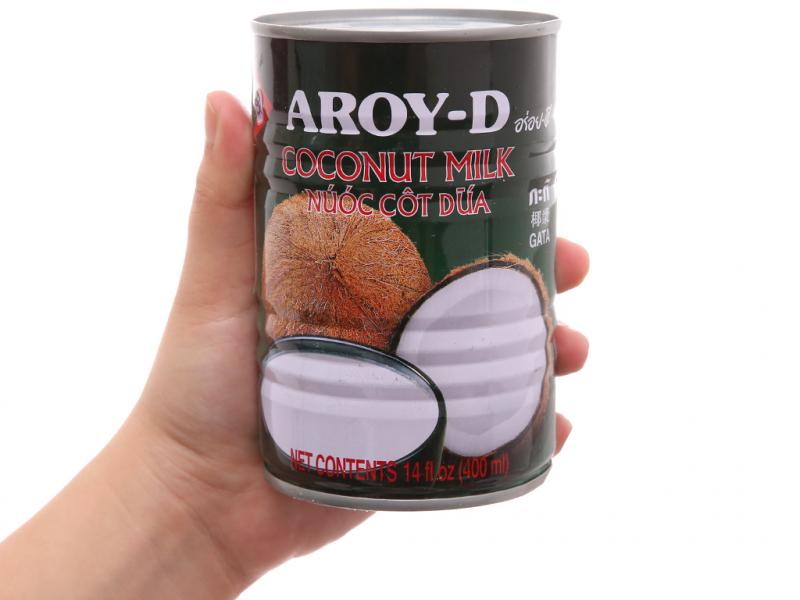 Nước Cốt Dừa Aroy-D