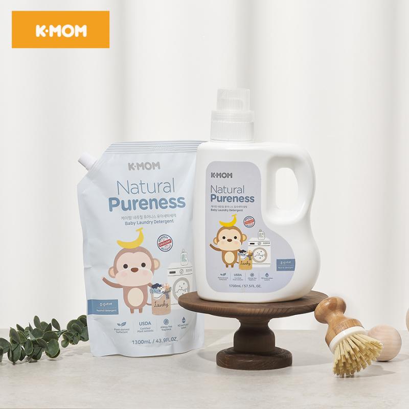 Nước giặt hữu cơ K-Mom Hàn Quốc