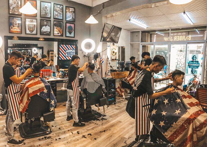 Ồ Barber Shop