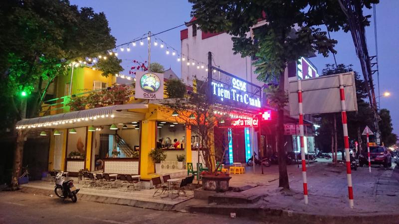 Ocha' -Tiệm Trà Chanh Ninh Bình