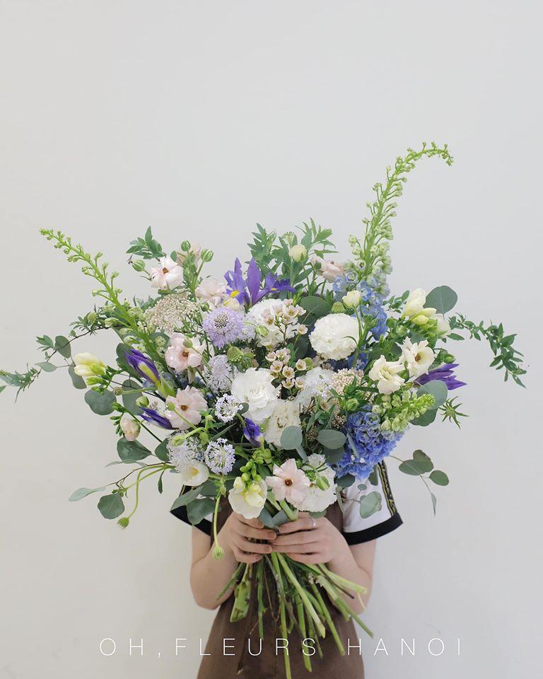 Oh, Fleurs - Shop Hoa Tươi