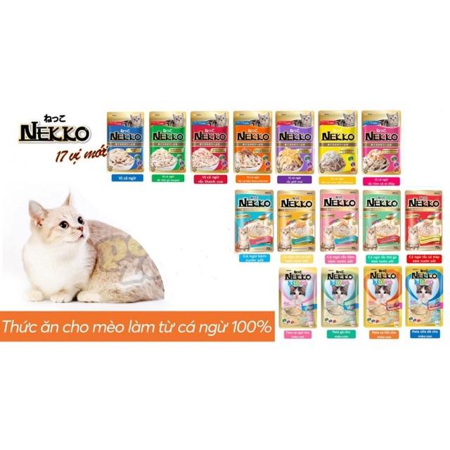 Pate Nekko cho mèo