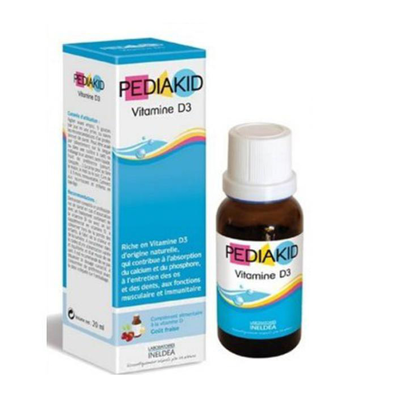 Pediakid Vitamin D3
