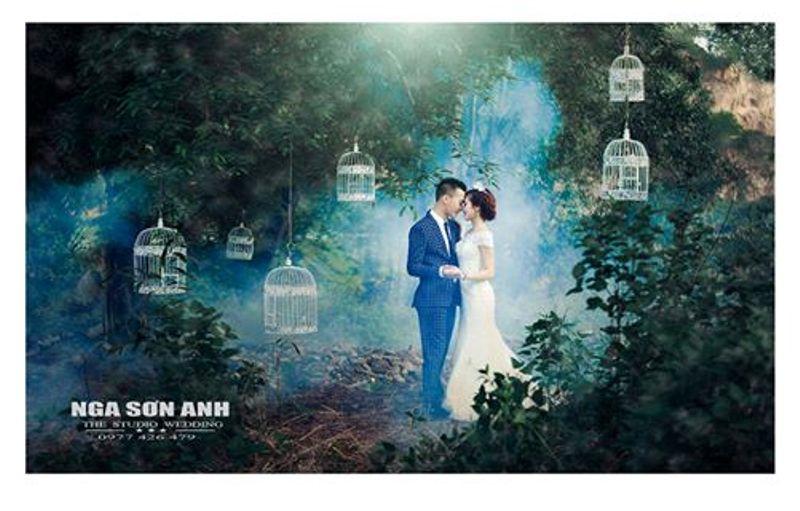 Top 6 Phim trường chụp ảnh cưới đẹp nhất tại tỉnh Đồng Nai