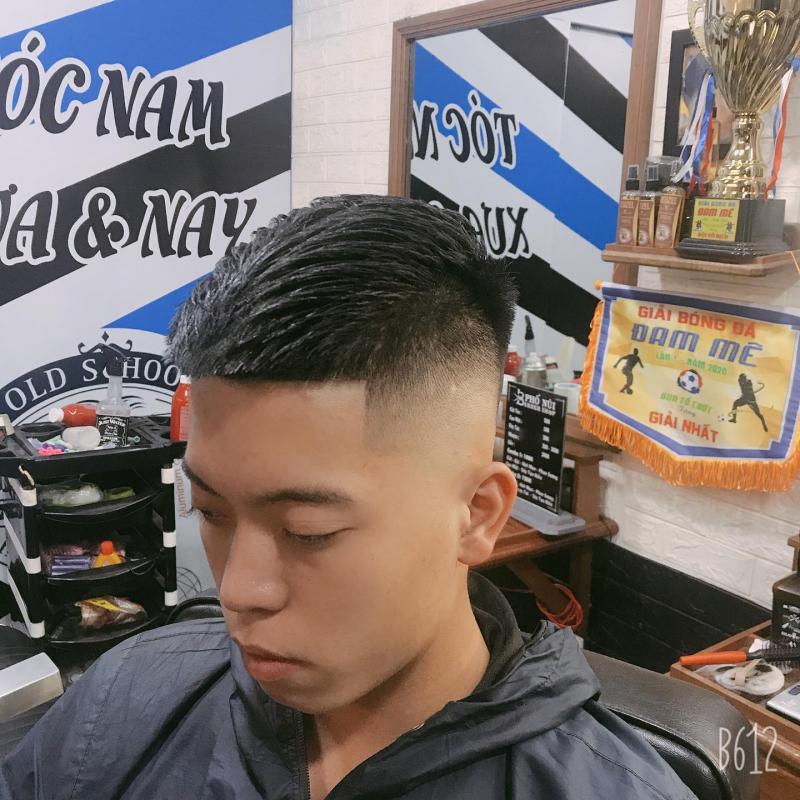 PHỐ NÚI Barbershop