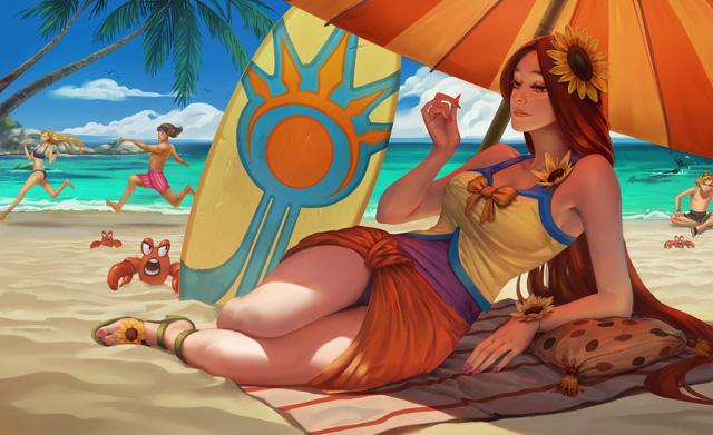 """Cộng đồng Tốc Chiến """"sốc"""" với phiên bản low cosplay Renekton, ai ngờ là nữ game thủ cực xinh đẹp - Ảnh 1."""