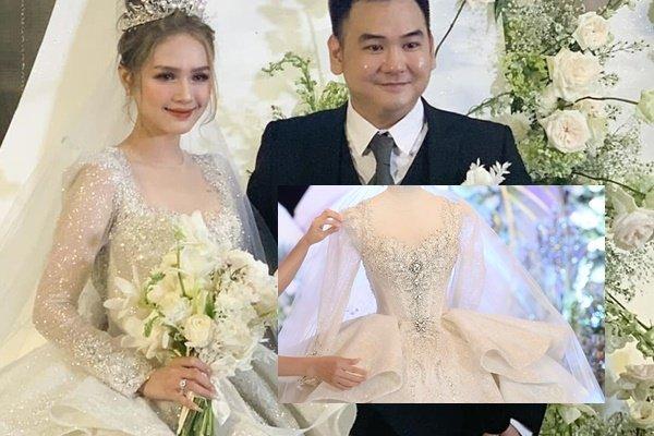 Diện váy cưới 28 tỷ, làm dâu nhà hào môn, hot girl Xoài Non bật mí cách kiếm chồng đại gia