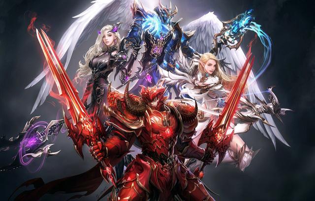 Blood, Devil và những hoạt động mà chắc chắn các game thủ đã từng chơi MU Online sẽ phải thổn thức khi nhớ về