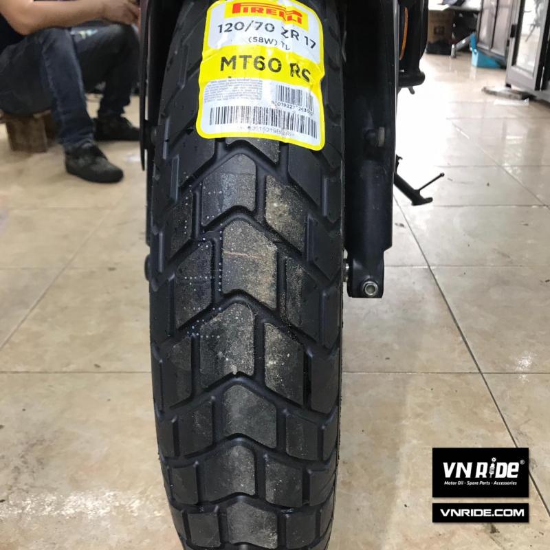 Top 5 Địa chỉ thay, mua lốp xe máy uy tín, chất lượng nhất tại Hà Nội