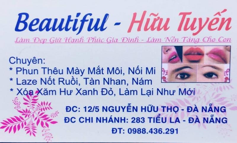 Phun Thêu Hữu Tuyến