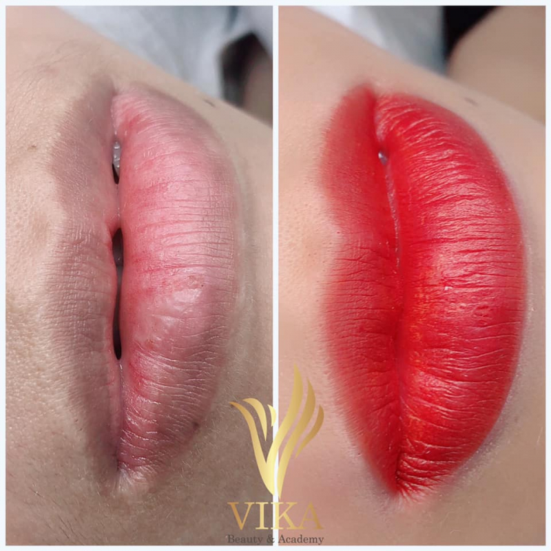 Phun xăm thẩm mỹ VIKA Beauty & Academy
