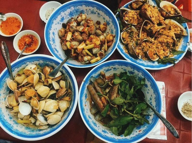 Top 10 Quán ốc ngon nhất quận Cầu Giấy, Hà Nội