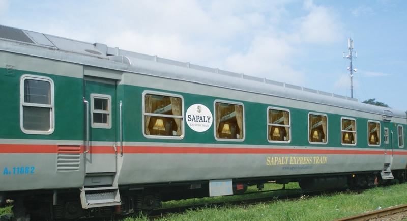 Tàu hỏa là phương tiện an toàn nhất