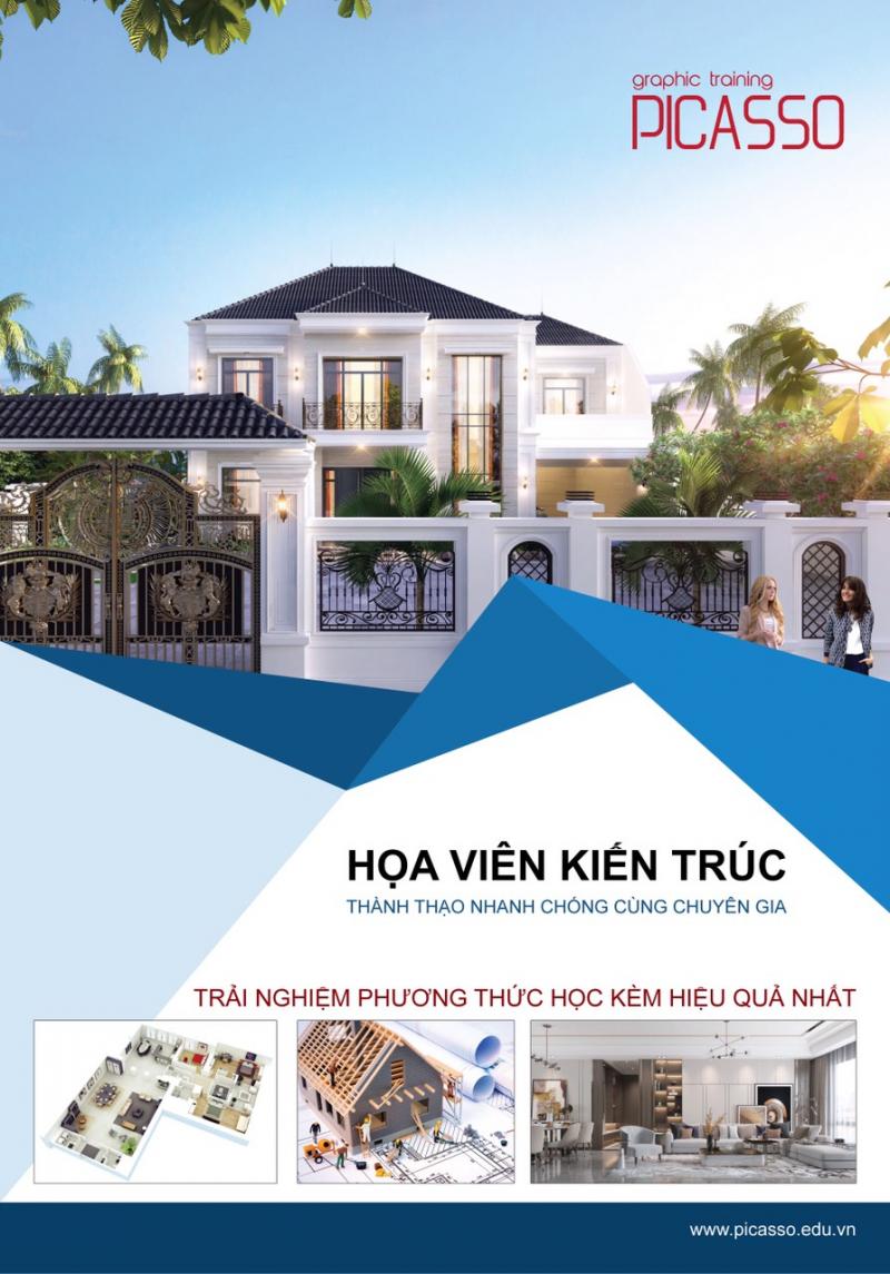 Top 7 Trung tâm đào tạo họa viên kiến trúc tốt nhất ở TP.HCM